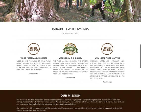 Baraboo Wood Works