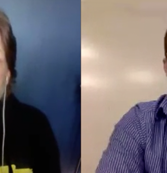 #uwLSC432 students chat with @ChrisBrogan on the Digital Start and more