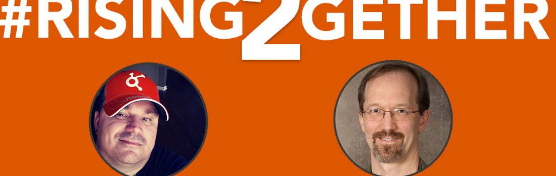 #Rising2Gether Real Life & Business Tips with @GeorgeBThomas @3RhinoMedia