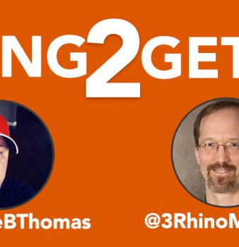 Personal & Business Branding + Purpose with @GeorgeBThomas & @KristaKotrla