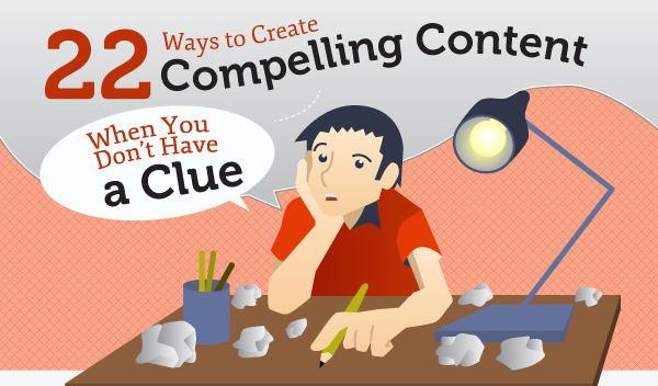 The 22's of Creating Compelling Content