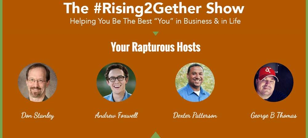 #Rising2Gether Digital Mastermind. Helping you be your best you in biz & life